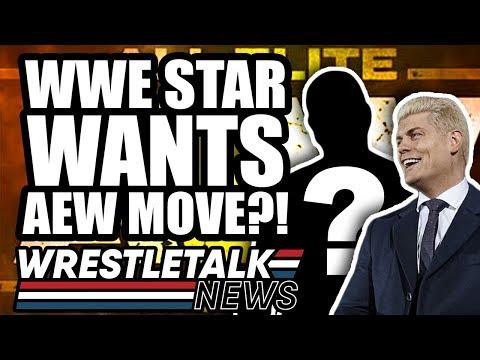 WWE Buying AEW Partner?! WWE Star Wants AEW Move!   WrestleTalk News