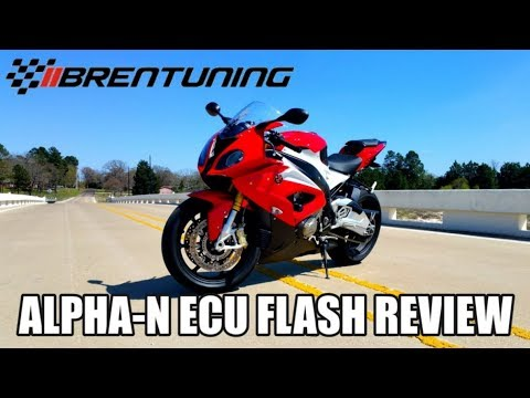 BMW S1000RR Brentuning Alpha-N ECU Flash Review | Is It Worth it?