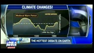 Global Warming Debate Bill Nye and Stossel
