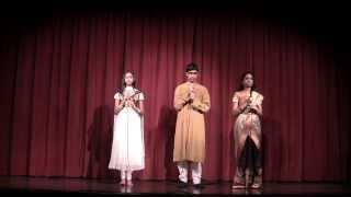 3 Teens-Lokesh Kasani, Sandhya Nori, Shivani Subbaraja