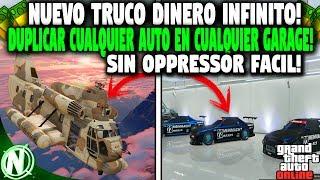 NUEVO TRUCO DUPLICAR AUTOS EN TODOS LOS GARAGES SIN OPRESOR EL MEJOR METODO!   GTA 5 ONLINE