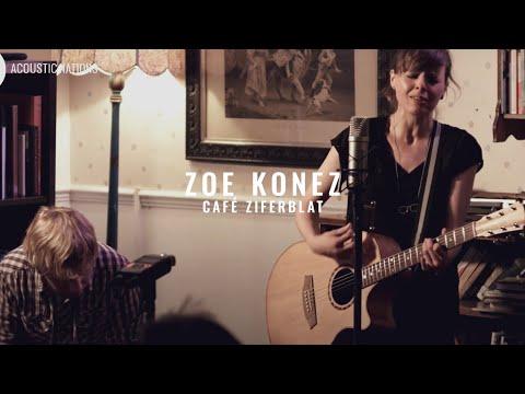 Zoe Konez @ Ziferblat 19-5-15
