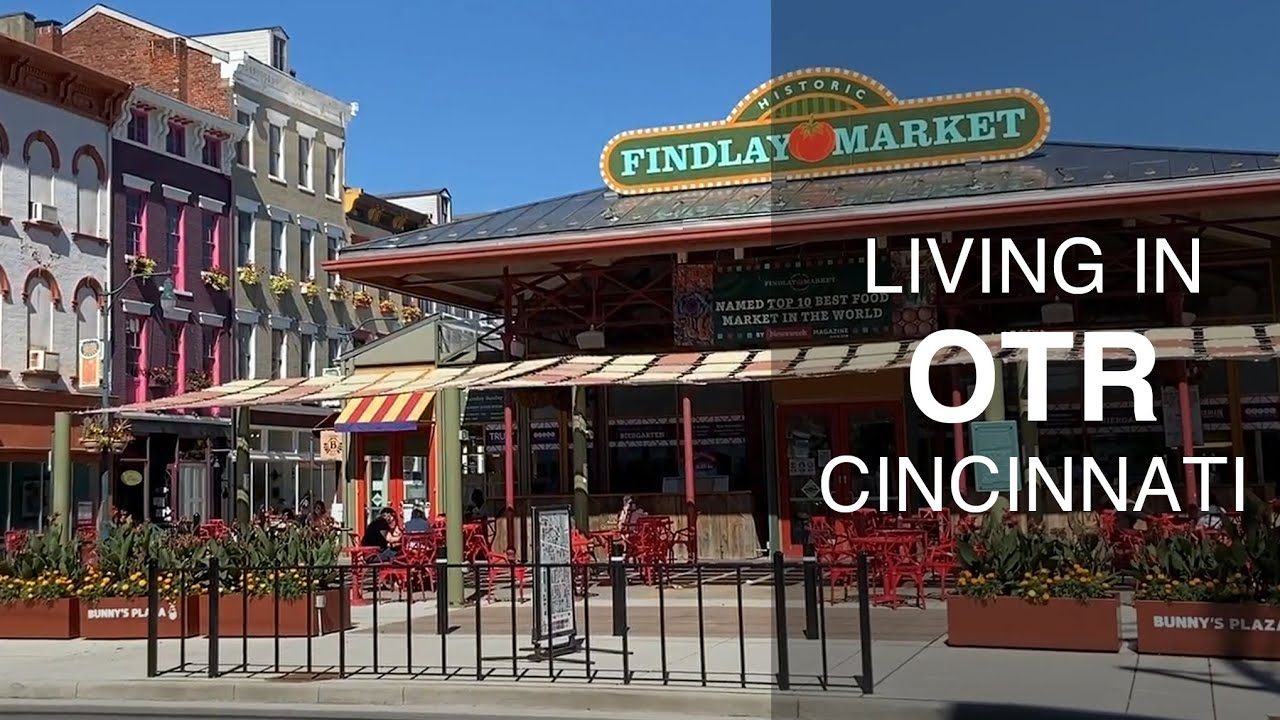 Living in Over the Rhine Cincinnati - OTR Real Estate Neighborhood Overview