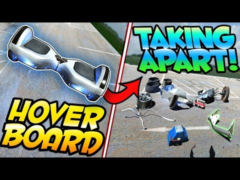 TAKING APART HOVER BOARDS, TOILETS & TOYS! - Disassembly 3D Gameplay - Disassembling Toys & Boards!