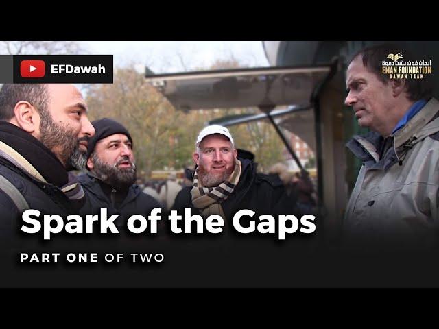 Spark Of The Gaps Pt1 || Abbas Hamza Imran & Chris