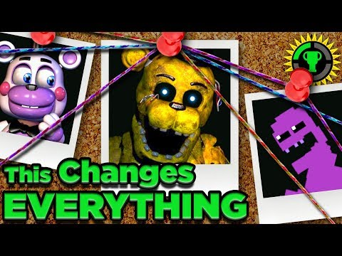 Game Theory: FNAF, The Theory That Changed EVERYTHING!! FNAF 6 Ultimate Custom Night
