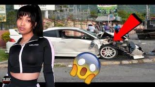 BREAKING NEWS: Shenseea CRASHH Confirmed By Romiech