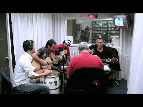 Troy - Lagrimas de Hielo -  acústico en Radio FM Tiempo