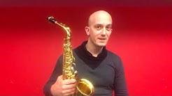Présentation Saxophone Wattignies