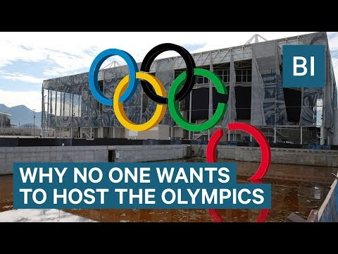Why Hosting The Olympics Isn't Worth It Anymore