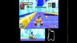 Rockman Battle & Chase Part 8: An Icy Race