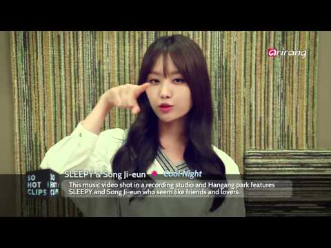 Pops in Seoul-SLEEPY & Song Ji-eun (Cool Night)   슬리피, 송지은 (쿨밤)