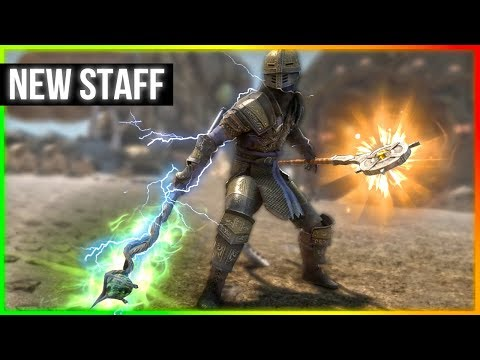 Skyrim - The Best Staff to create ABSOLUTE CHAOS in Whiterun with! thumbnail