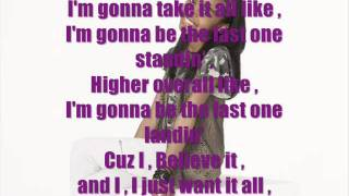 Dynamite - China Anne McClain Lyrics on Screen - Download Link
