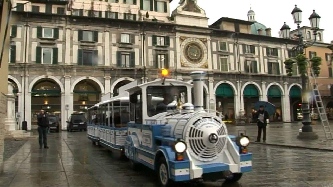Brescia 5/12/2009 : in partenza il Trenino del Centro ...
