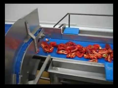 Машина для вырезания сердцевины из болгарского перца