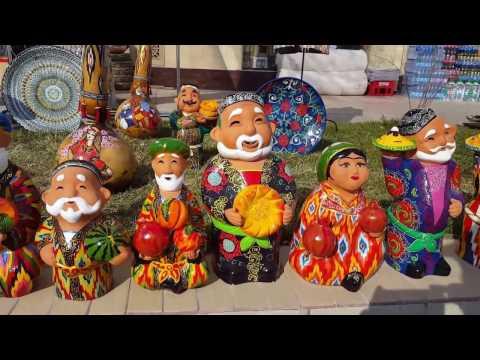 Tashkent shops-Uzbekistan 2017 (1080p60 HD)