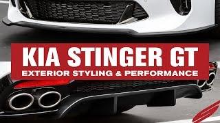homepage tile video photo for STILLEN | 2018+ Kia Stinger GT 3.3L V6TT | Exterior Styling & Performance