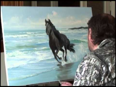 картинки лошадь бегущая