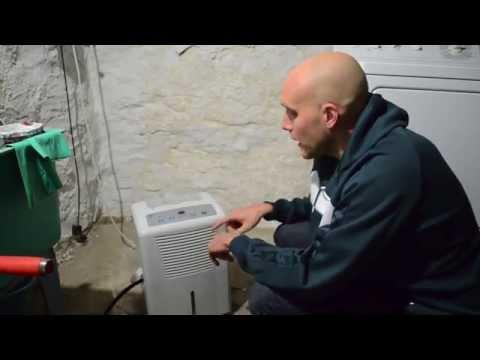 How to reduce basement humidity | Wet basement fix