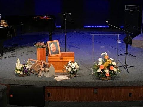 Ron Caldwell  Memorial Service