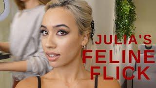 JULIA'S FELINE FLICK