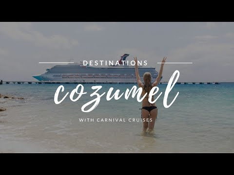 Carnival Cruise To Cozumel On Carnival Triumph