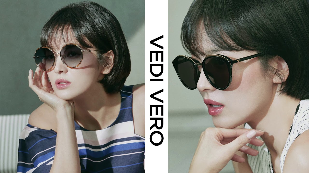 2019 vedivero new collection with song hye kyo