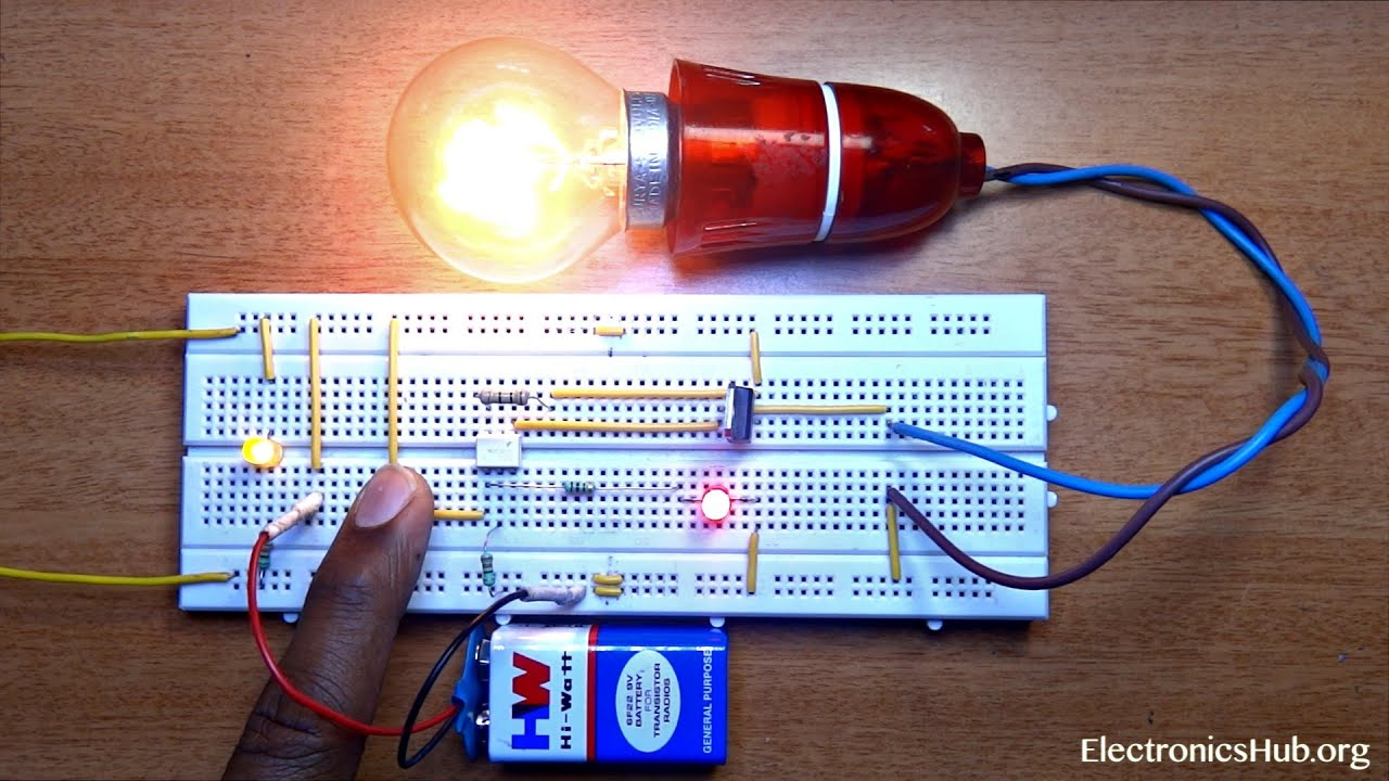 hight resolution of solid state relay
