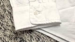 유니클로 15S/S 옥스포드 화이트 셔츠 구매 후기