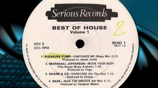 "PLEASURE PUMP   ""Fantasize Me """