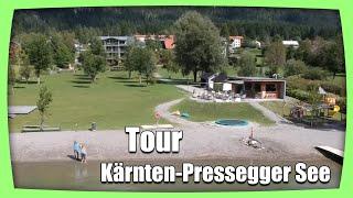Kastenwagentour nach Kärnten - Schluga Seecamping