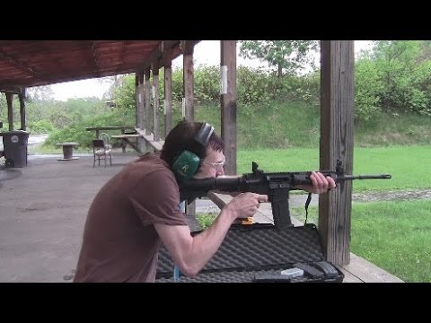 Stag Model 3 AR 15 Shooting and Review
