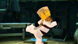 "Трейлер 1 ""Ниндзяго: Мастреа Кружитцу"" на Cartoon Network"