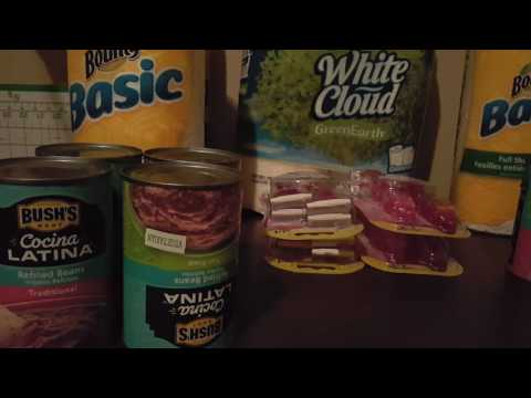 2 part video, everday low prices couponing!