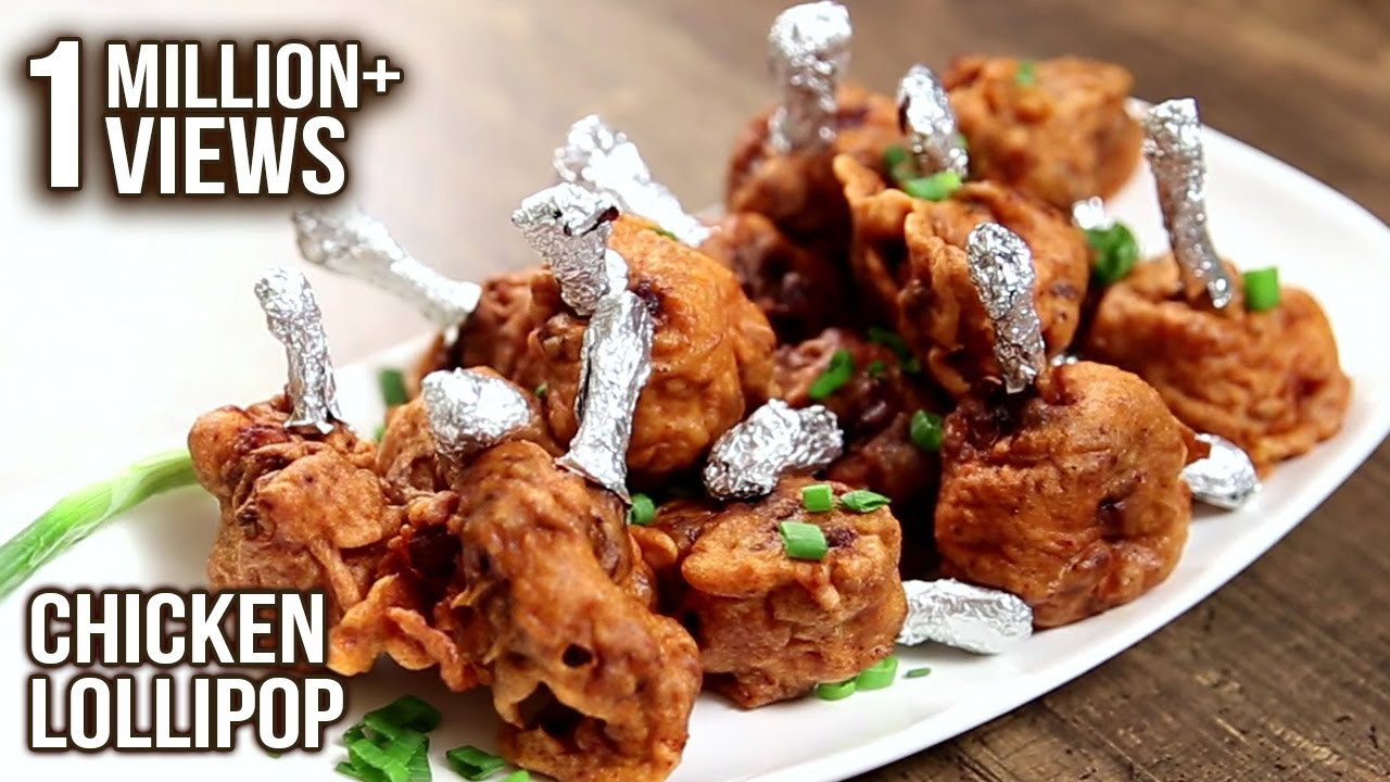 How To Make Chicken Lollipop