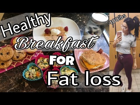 Breakfast for Weightloss / McGriddle Under 250 Calories!