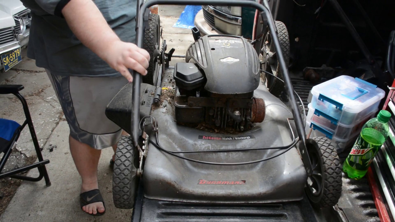 murray lawn mower handle. trying to get a handle on things. murray lawn mower repair