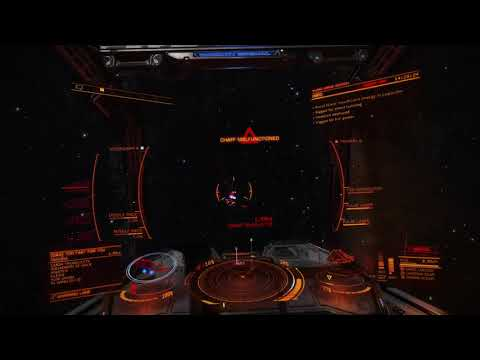 Elite Dangerous PvP: GalX can't kill a DBS |