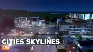 Cities Skylines 2019   #16   Nowe Osiedle,Jednostka straży i szkoła średnia