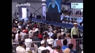 Jano Dilam Fidaai Jamalay Muhammad Ast   Persian Nazm (Jalsa Salana UK 2014)