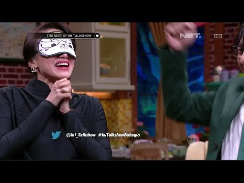 The Best Of Ini Talk Show - Ririn Heboh Banget Main Games