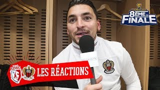 Lille 1-1 Nice (2-3 tab) : les réactions