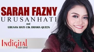 Sarah Fazny - Urusan Hati (Official Lyric Video OST Urusan Hati Cik Drama Queen) Mp3