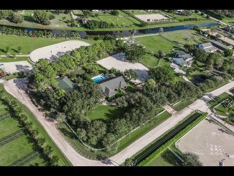 Luxury farm rental in Wellington FL