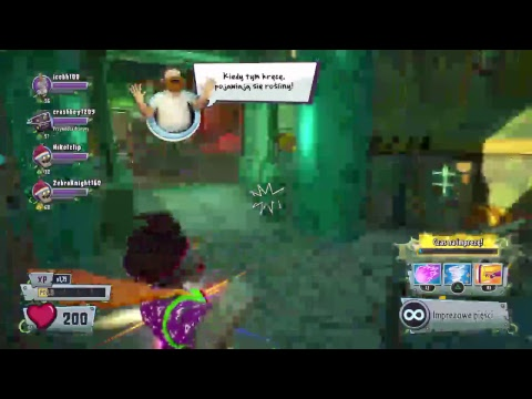 Plants vs zombie Garden warfare 2 party brains