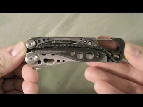 Review: Leatherman Skeletool CX