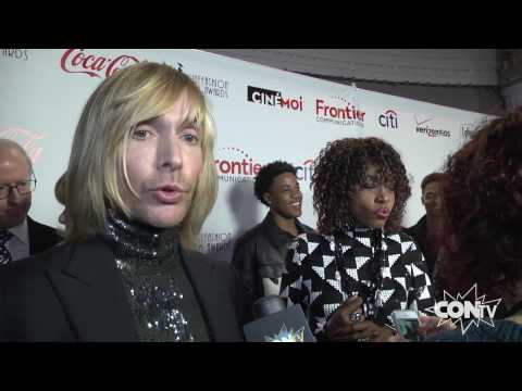 CONtv Insider: CINEFashion Film Awards - Marc Bouwer Interview
