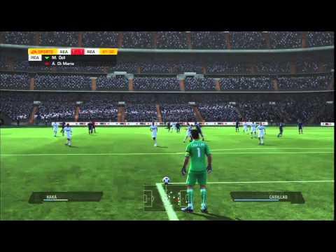 ECL3 : FIFA 11 (Xbox 360) : Robert Brewster vs Tom Stokes : Game 5