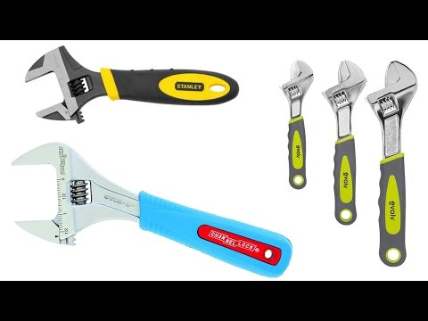 Top 5 Best Adjustable Wrench Reviews 2017   Best Adjustable Wrenches